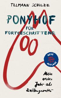 """Buchcover """"Ponyhof für fortgeschrittene"""""""